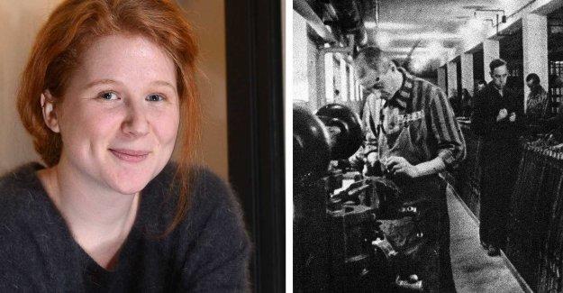 Criticism of the kakarvtagerskan Verena Bahlsen