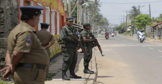 Curfew in Sri Lanka after civil unrest