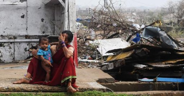 Cyclone Fani causes heavy damage in India and Bangladesh