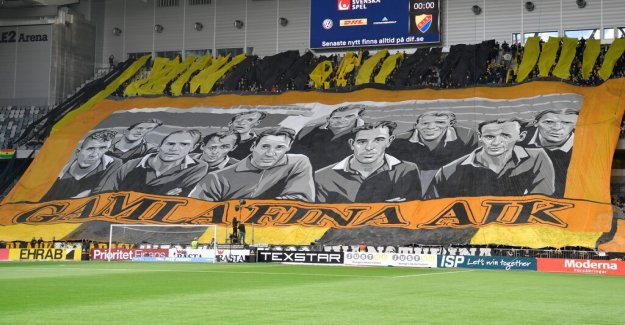 DN Opinion. Admit the football supporterkultur as art