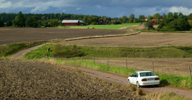 DN Opinion. Without a car, it is not possible to live in the countryside