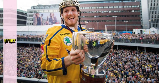 Data: Landeskog wants to the world CUP
