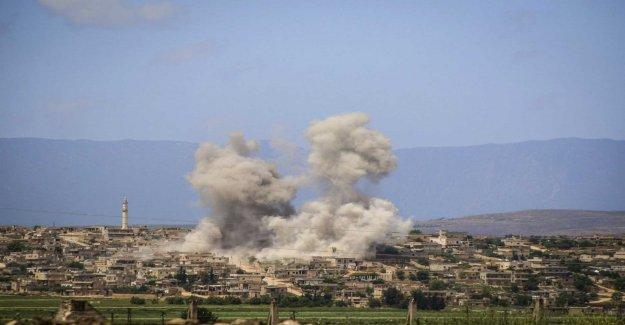 Deliberate attack on a hospital in Idlib