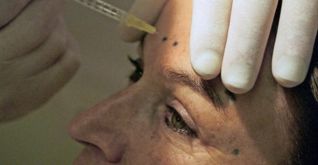 Doctors want to put cosmetics inside the craft