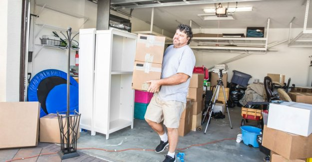 Done with clutter piling up: 5 tips for a perfectly organised garage