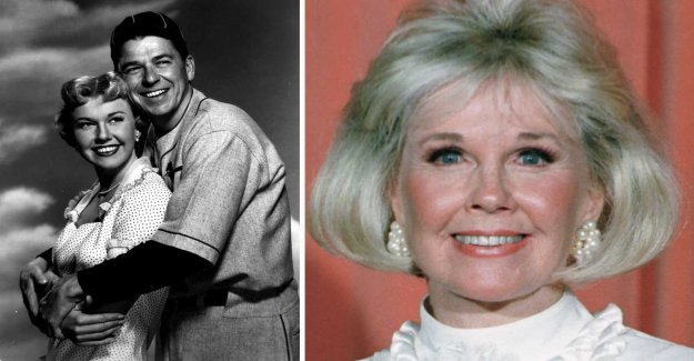 Doris Day worked with many of Hollywood's biggest stars