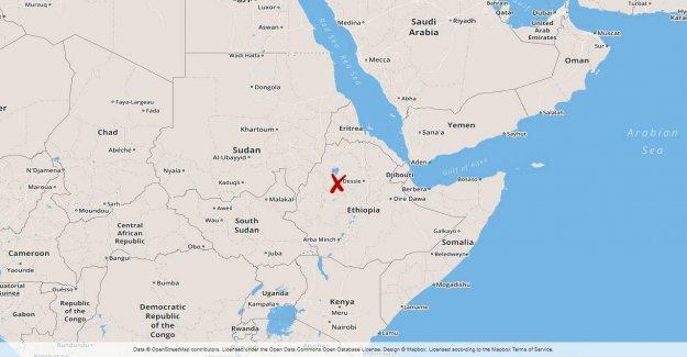 Dozens dead in ethnic violence in Ethiopia