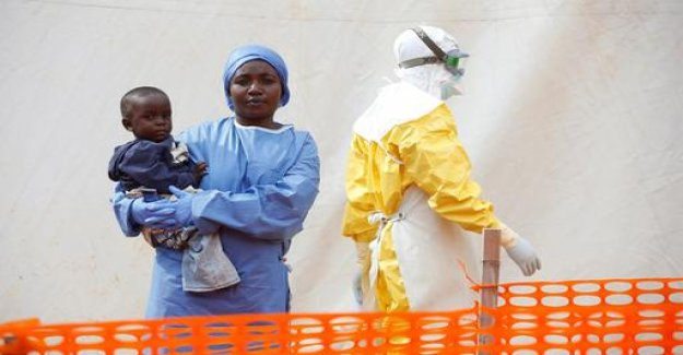 Dramatic increase of Ebola cases in the Congo