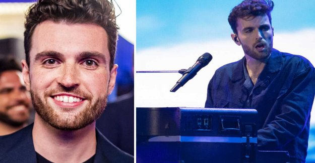 Duncan Laurence win the Eurovision 2019