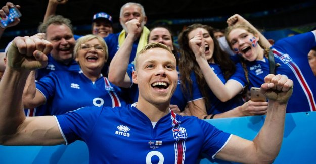 EM-the hero Sigthorsson can debut in AIK: ready