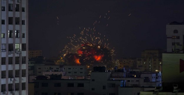 EU concerned by israeli-palestinian shelling