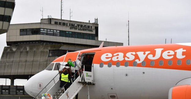 Easyjet warns of tough time for the aviation sector