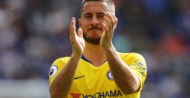 Eden Hazard of waiting, tired: My decision is final