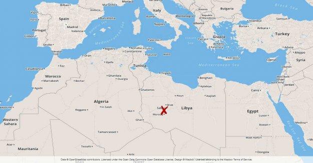 Eight killed in attack in Libya