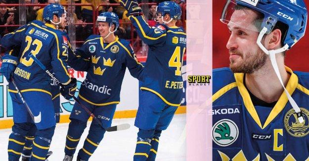 Ekman Larsson proud of kaptensrollen