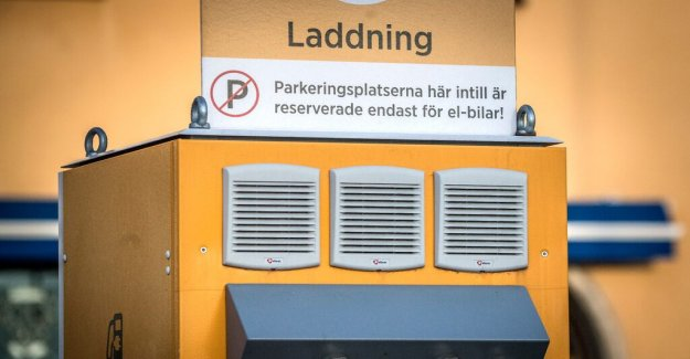 Electric cars are rushing at falling nybilsmarknad