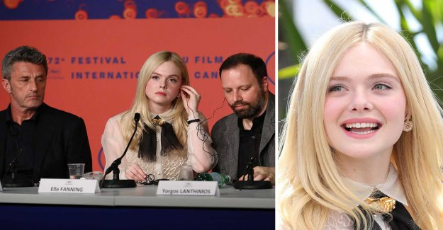 Elle Fanning, 21, is the all-time youngest jury member in Cannes