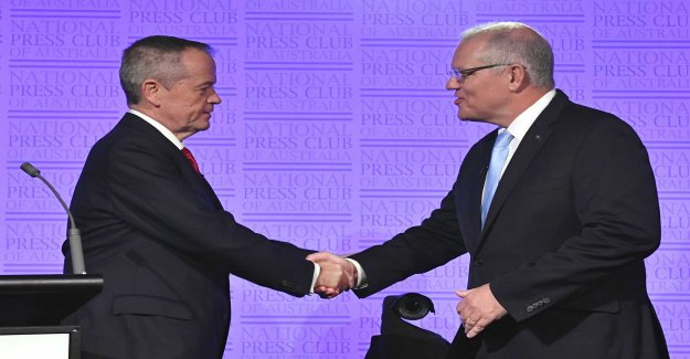 Environment and economy in the focus of Australia's election