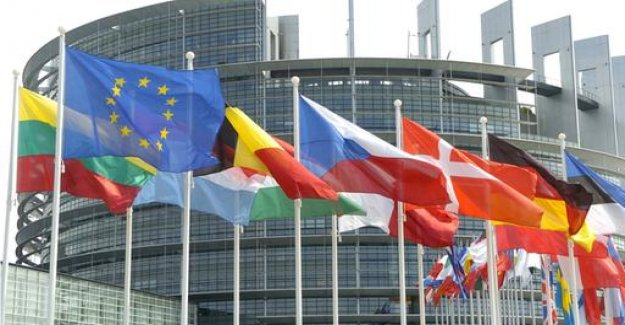 Europe trend: climate protection is the most important issue