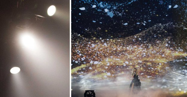 Eurovision-employees – death- stuck in the lighting rig