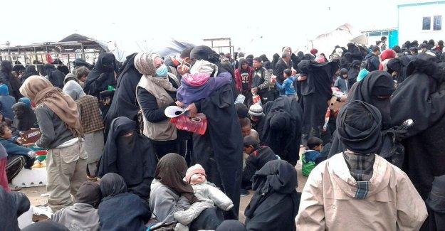 Ewa Stenberg: Guantanamosvensken flown home with the minutest - now hesitates about Syrienbarnen