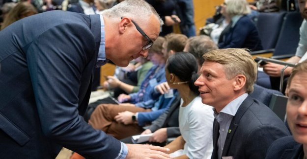 Ewa Stenberg: Slipsgubben Bolund not an obvious choice in a more radical MP