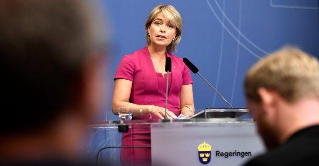 Ewa Stenberg: Video: sacrifice Strandhäll to quickly end the fight?