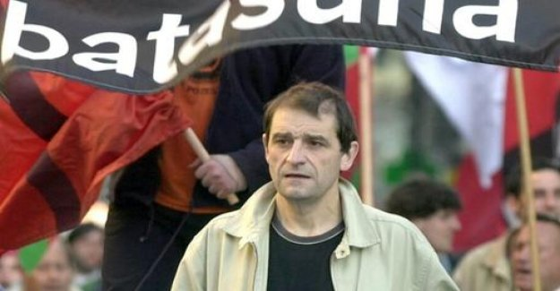 Ex-ETA chief Ternera has been taken in France