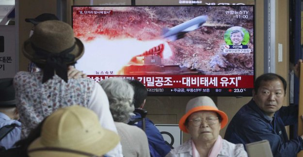 Expert: north Korea wants to provoke the united states