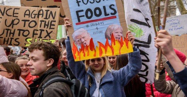 Expert on klimatnödläget in the Uk: Difficult to define
