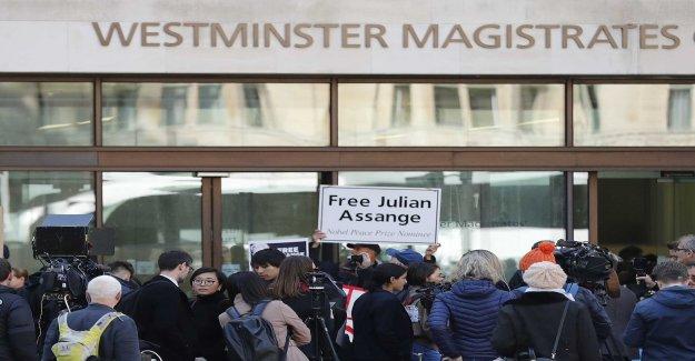 Experts: Assange be punished too hard