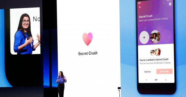 Facebook will start using dating service