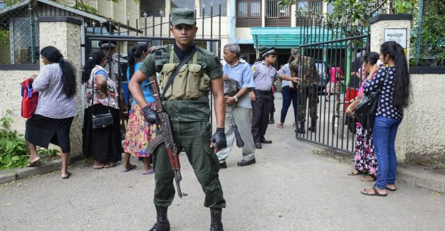 Fairs are set for new threats in Sri Lanka