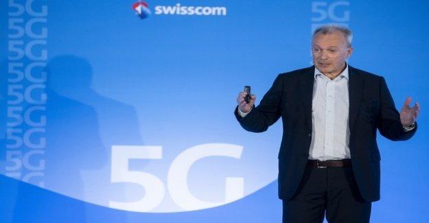 Fear of 5G – now of Swisscom, speaks-in-chief