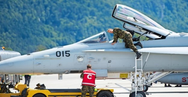 Fighter jets: expert report pushes economy from the head