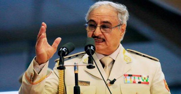 Fighting in Libya: Haftar is using Oil as a pressure medium