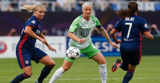 Fischer was praised in the last Wolfsburg match