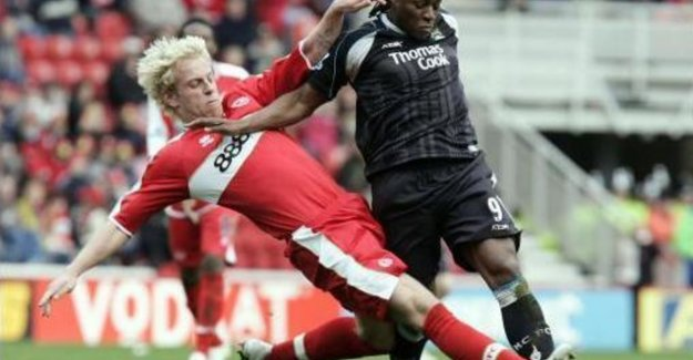 Flashback to the armtierige Manchester City Emile Mpenza: twelve years ago, just ten goals in their own home