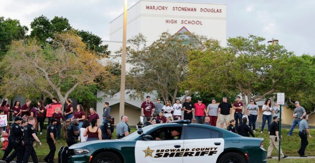 Florida: Now get the teachers to carry weapons in the classroom