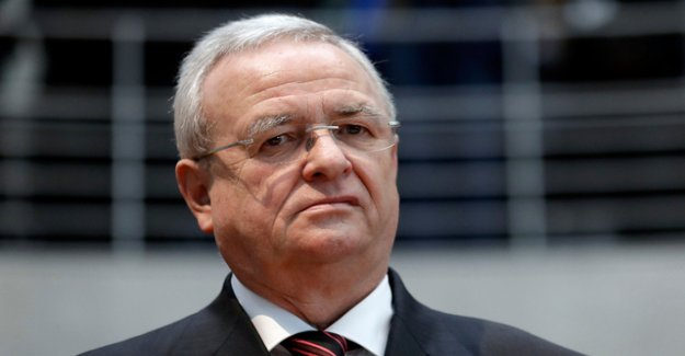Four leniency strain Ex-VW boss