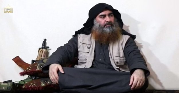 Four simple rules of conduct that do to the IS-leader al-Bagdadi elude U.S. intelligence