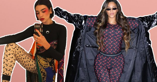From Beyoncé to Dua Lipa: everyone wants to be the clothes of this young Belgian modestudent