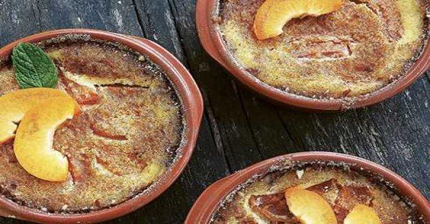 Fruit in the form on Mandelmanns vis – gluten-free