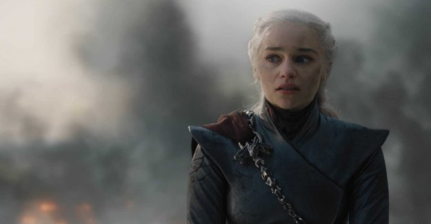 Game of thrones can win at the MTV gala