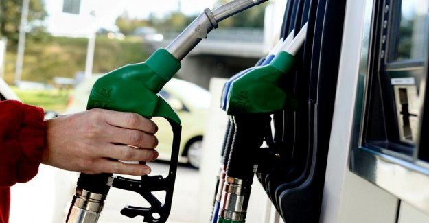 Gasoline tax can be lowered a little in half a year