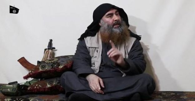 German authorities hold Baghdadi-Video for real