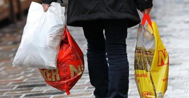 German consume less plastic bags