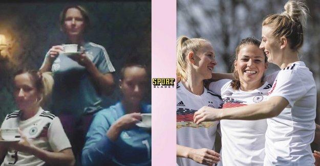German stars: We need no balls