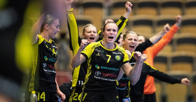 Golden opportunity for Sävehof after the mighty turn of events