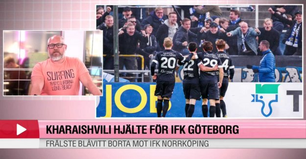 Gothenburg has done something that no one believed in